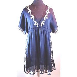 XXI Blue Dress  size small